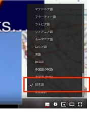 TEDを日本語字幕で見る方法2