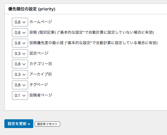 XML Sitemaps gen6